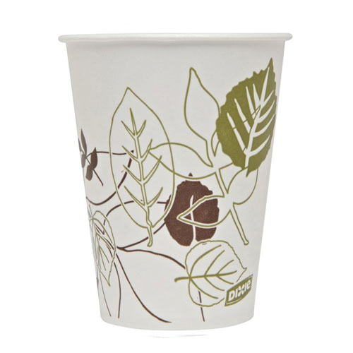 Dixie 9oz Paper Cold Cups SKU#DIX9PPATH, Dixie 9oz Paper Cold Cups SKU#DIX9PPATH