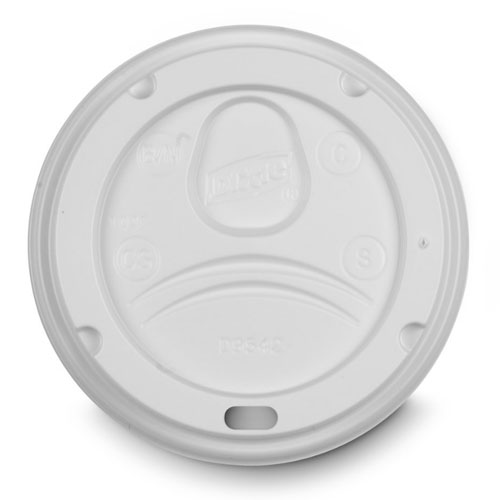 Dixie Lid Dome fits PerfecTouch 10-16oz & 12-20oz Paper Hot Cups SKU#DIXD9542, Dixie Lid Dome fits PerfecTouch 10-16oz & 12-20oz Paper Hot Cups SKU#DIXD9542