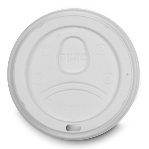 Dixie Lid Dome fits 20-24oz Paper Hot Cups SKU#DIXD9550, Dixie Lid Dome fits 20-24oz Paper Hot Cups SKU#DIXD9550