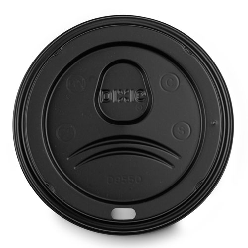 Dixie Lid Dome fits 20-24oz Paper Hot Cups SKU#DIXD9550B, Dixie Lid Dome fits 20-24oz Paper Hot Cups SKU#DIXD9550B