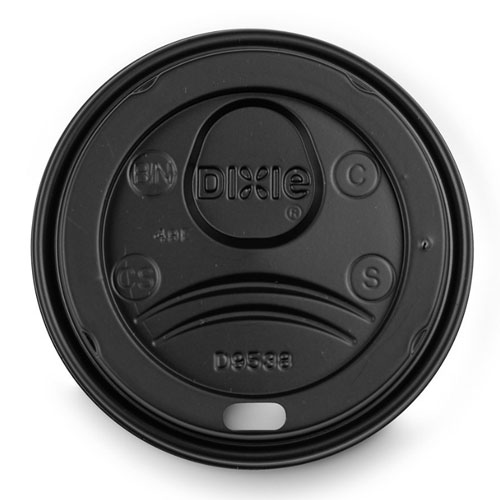 Dixie Lid Dome fits 8oz Insulated Paper Hot Cup SKU#DIXDL9538B, Dixie Lid Dome fits 8oz Insulated Paper Hot Cup SKU#DIXDL9538B