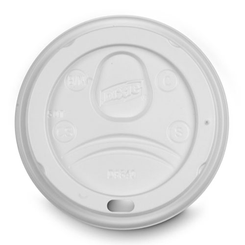 Dixie Lid Dome fits 10oz Paper Hot Cup SKU#DIXDL9540CT, Dixie Lid Dome fits 10oz Paper Hot Cup SKU#DIXDL9540CT