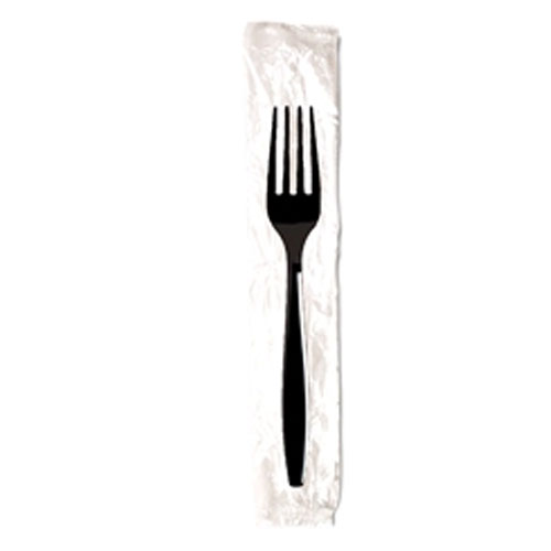 Dixie HeavyWeight Polystyrene Fork Individually Wrapped SKU#DIXFH53C7, Dixie HeavyWeight Polystyrene Fork Individually Wrapped SKU#DIXFH53C7