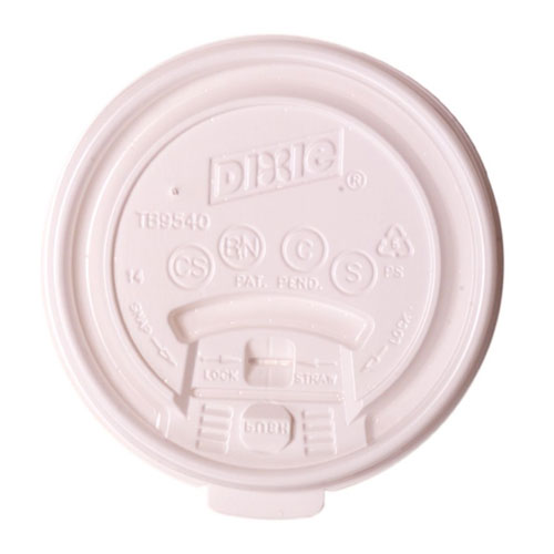 Dixie Lid Tear Back fits 10oz Paper Hot Cup SKU#DIXTB9540, Dixie Lid Tear Back fits 10oz Paper Hot Cup SKU#DIXTB9540