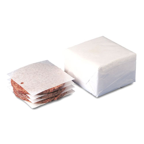 Dixie Dry Wax Laminated Patty Paper 1 Hole Drilled SKU#DIXWR58, Dixie Dry Wax Laminated Patty Paper 1 Hole Drilled SKU#DIXWR58