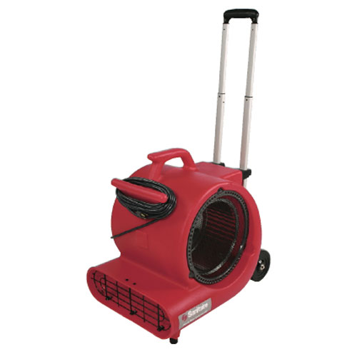 Sanitaire Commercial 3-Speed Air Movers SKU#EUR6052, Sanitaire Commercial 3-Speed Air Mover SKU#EUR6052