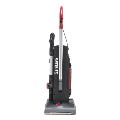 Sanitaire Upright Commercial HEPA Vacuum Cleaners