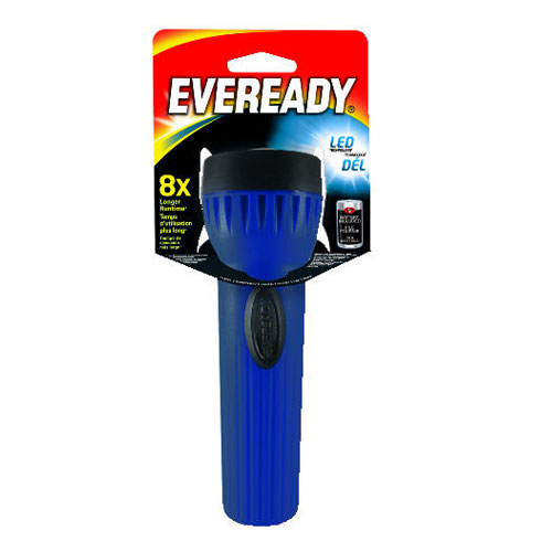 Energizer Eveready LED Economy Flashlight w Battery SKU#ENE3151LS, Energizer Eveready LED Economy Flashlight w Battery SKU#ENE3151LS