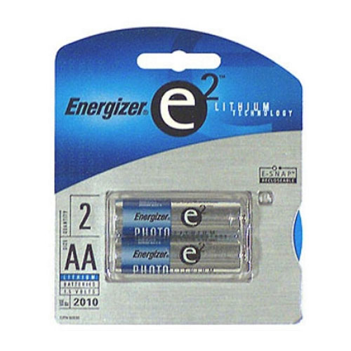 Energizer AA Ultimate Lithium Battery 2 Pack SKU#ENEL91BP2, Energizer AA Ultimate Lithium Battery 2 Pack SKU#ENEL91BP2