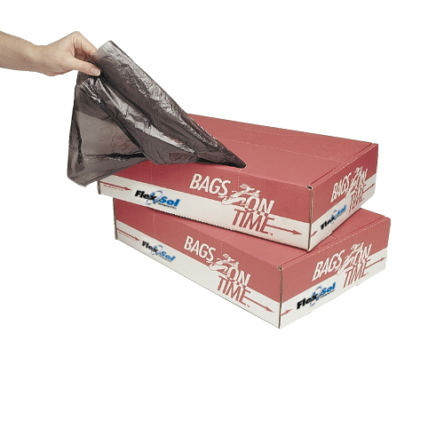 Flexsol LLD Can Liner SKU#ESSEPM37BRN, Flexsol LLD Can Liners SKU#ESSEPM37BRN