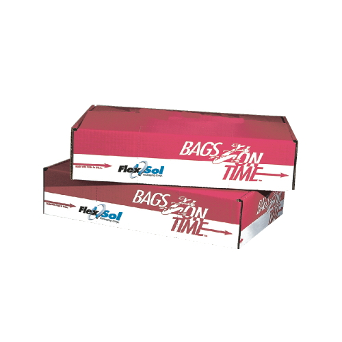 Flexsol HD Can Liner Clear SKU#ESSHDMP37CL, Flexsol HD Can Liners Clear SKU#ESSHDMP37CL