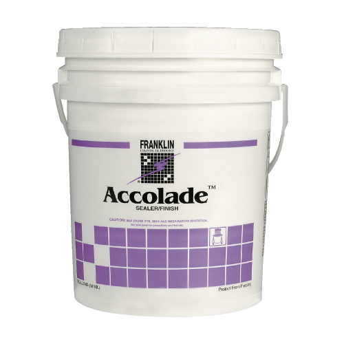 Franklin Accolade Hard Floor Sealer-Finish SKU#FRKF139026, Franklin Accolade Hard Floor Sealer-Finish SKU#FRKF139026
