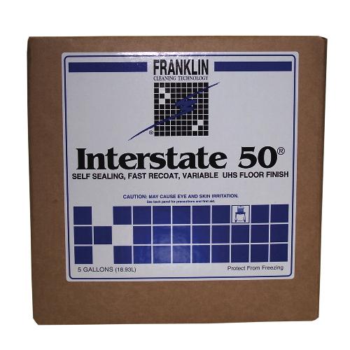 Franklin Interstate 50 Variable UHS Floor Finish SKU#FRKF195025, Franklin Interstate 50 Variable UHS Floor Finish SKU#FRKF195025