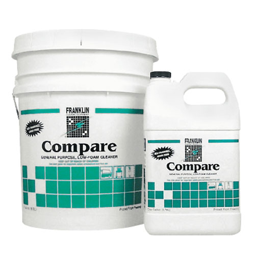 Franklin Compare General-Purpose Cleaner SKU#FRKF216026, Franklin Compare General-Purpose Cleaner SKU#FRKF216026