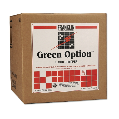 Franklin Green Option Floor Strippers SKU#FRKF219025, Franklin Green Option Floor Stripper SKU#FRKF219025