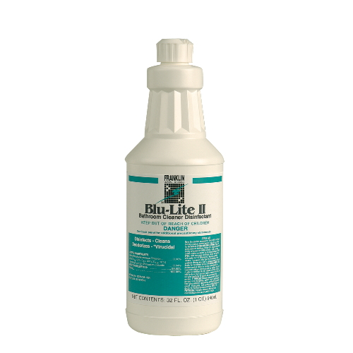 Franklin Blu-Lite II Germicidal Acid Bowl Cleaner SKU#FRKF969512CT, Franklin Blu-Lite II Germicidal Acid Bowl Cleaner SKU#FRKF969512CT
