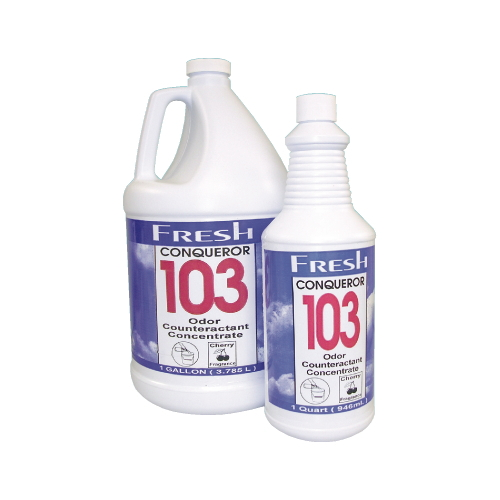 Fresh Products Conqueror 103 Odor Counteractant Concentrate SKU#FRS12-32WB-LE, Fresh Products Conqueror 103 Odor Counteractant Concentrate SKU#FRS12-32WB-LE