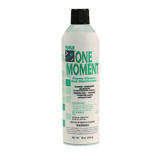 One Moment RTU Disnfectant Cleaner 18 Oz SKU#FRKF803215, Franklin Cleaning Technology One Moment RTU Disnfectant Cleaner 18 Oz SKU#FRKF803215