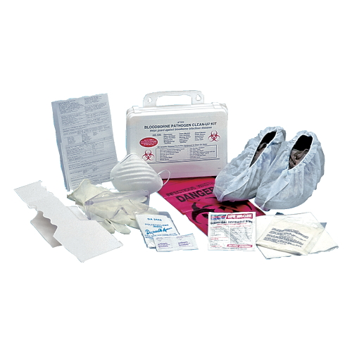Galaxy Bloodborne Pathogen Cleanup Kits SKU#GLX7351, Gallonaxy Bloodborne Pathogen Cleanup Kit SKU#GLX7351