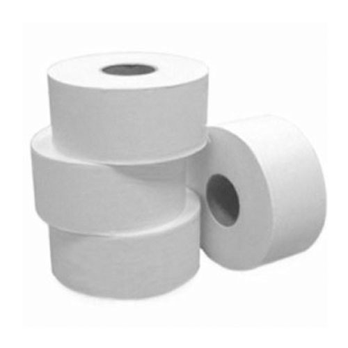 General Paper Jumbo Roll Toilet Tissue 2-Ply White 9in Diameter SKU#GEN9JUMBOB, General Paper Jumbo Roll Toilet Tissue 2-Ply White 9in Diameter SKU#GEN9JUMBOB