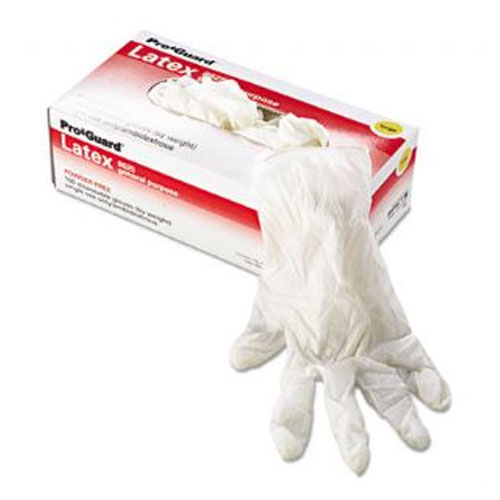 General Purpose Powder-Free Latex Disposable Glove Lg SKU#GEN8971L, General Paper General Purpose Powder-Free Latex Disposable Glove Lg SKU#GEN8971L
