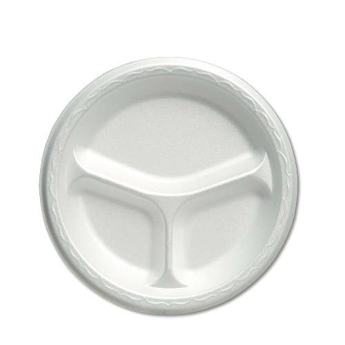 Genpak Celebrity Foam Dinnerware SKU#GNP83900, Genpak Celebrity Foam Dinnerware SKU#GNP83900