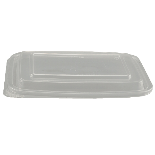 Genpak Smart-Set Pro Rectangular Container Lid SKU#GNPFPR932, Genpak Smart-Set Pro Rectangular Container Lids SKU#GNPFPR932