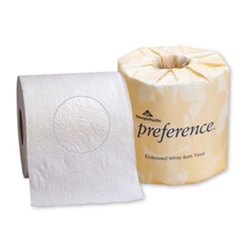 Preference 2Ply Embossed Bathroom Tissue SKU#GPC18280-01, Georgia Pacific Preference 2Ply Embossed Bathroom Tissue SKU#GPC18280-01