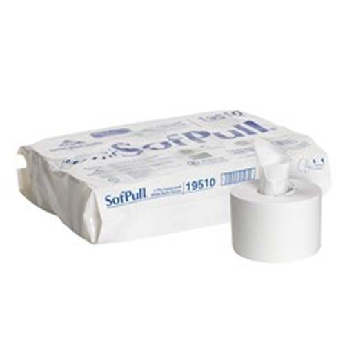 SofPull 2Ply High Capacity Centerpull Tissue SKU#GPC19510, Georgia Pacific SofPull 2Ply High Capacity Centerpull Tissue SKU#GPC19510