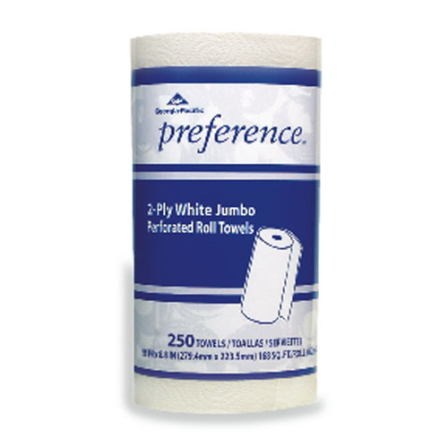 Preference Jumbo Perforated Roll Towel SKU#GPC27700, Georgia Pacific Preference Jumbo Perforated Roll Towel SKU#GPC27700