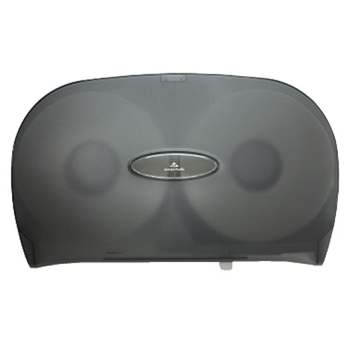 Jumbo Jr Two Roll Toilet Roll Dispenser SKU#GPC59209, Georgia Pacific Jumbo Jr Two Roll Bathroom Tissue Dispenser SKU#GPC59209