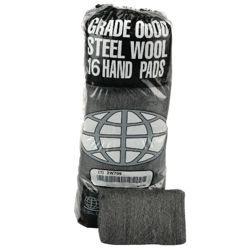 GMT Industrial-Quality Steel Wool Hand Pad SKU#GMT117005, GMT Industrial-Quality Steel Wool Hand Pads SKU#GMT117005