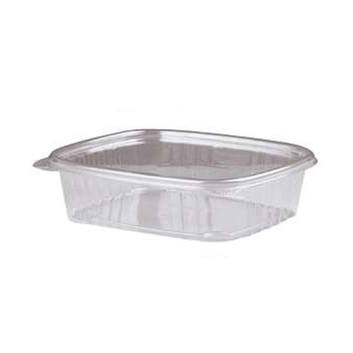 24 Oz Clear Deli Container With Hinged Lid 200 SKU#GNPAD24, Genpak 24 Oz Clear Deli Container With Hinged Lid 200 SKU#GNPAD24