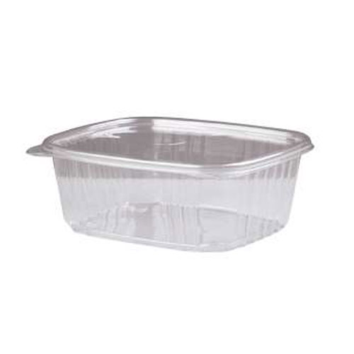 32 Oz Clear Deli Container With Hinged Lid 200 SKU#GNPAD32, Genpak 32 Oz Clear Deli Container With Hinged Lid 200 SKU#GNPAD32