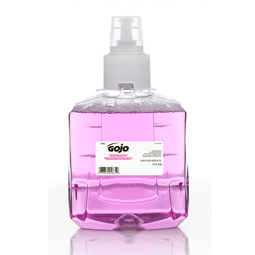 LTX Antibacterial Foam Soap 1200ml Plum SKU#GOJ1912-02, GOJO LTX Antibacterial Foam Soap 1200ml Plum SKU#GOJ1912-02