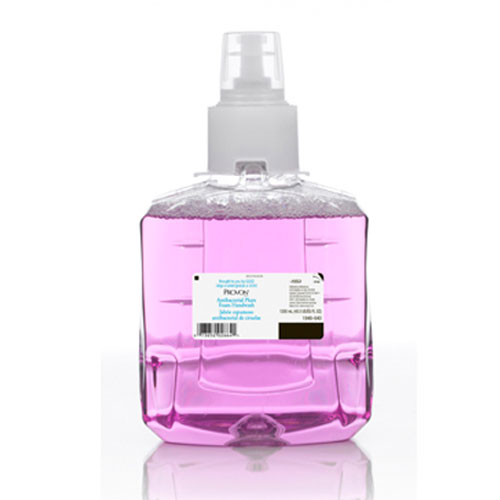 Provon Antibacterial Foam Soap 1200ml Plum SKU#GOJ1946-02, GOJO Provon Antibacterial Foam Soap 1200ml Plum SKU#GOJ1946-02