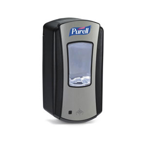 PURELL LTX-12 Dispenser Single Pack SKU#GOJ1928-01, GOJO PURELL LTX-12 Dispenser Single Pack SKU#GOJ1928-01
