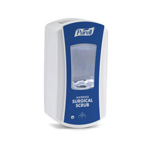 PURELL Waterless Surgical Scrub Touch Free Dispenser For 1907 Refills SKU#GOJ1932-04, GOJO PURELL Waterless Surgical Scrub Touch Free Dispenser (for 1907 Refills only) SKU#GOJ1932-04