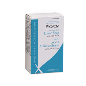 PROVON NXT 2000mL Antimicrobial Lotion Soap w PCMX SKU#GOJ2218-04, GOJO PROVON NXT 2000mL Antimicrobial Lotion Soap w 0.3% PCMX SKU#GOJ2218-04