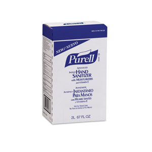 PURELL NXT Advanced Instant Hand Sanitizer 2000mL Refill SKU#GOJ2256-04, GOJO PURELL NXT Advanced Instant Hand Sanitizer 2000mL Refill SKU#GOJ2256-04