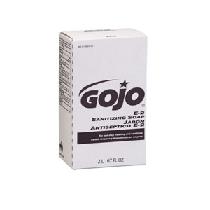 GOJO NXT 2000mL E2 Sanitizing Lotion Soap SKU#GOJ2280-04, GOJO NXT 2000mL E2 Sanitizing Lotion Soap SKU#GOJ2280-04