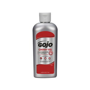 GOJO Cherry Gel Pumice Hand Cleaner 6floz Squeeze Bottle SKU#GOJ2352-15, GOJO Cherry Gel Pumice Hand Cleaner 6floz Squeeze Bottle SKU#GOJ2352-15