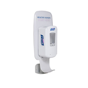 PURELL LTX or TFX Touch Free Dispenser Universal Mount Stand SKU#GOJ2427-DS, GOJO PURELL LTX or TFX Touch Free Dispenser Universal Mount Stand SKU#GOJ2427-DS