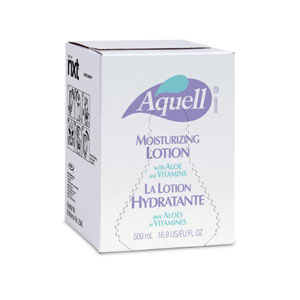 AQUELL Moisturizing Lotion 500mL SKU#GOJ2548-04, GOJO AQUELL Moisturizing Lotion 500mL SKU#GOJ2548-04