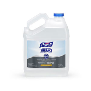 PURELL Professional Surface Disinfectant 1Gal RTU Refills SKU#GOJ4342-04, GOJO PURELL Professional Surface Disinfectant 1Gal RTU Refills SKU#GOJ4342-04