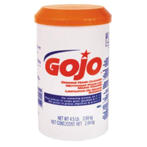GoJo Orange Smooth Hand Cleaner Creme SKU#GOJ0965-06, GoJo Orange Smooth Hand Cleaner (Creme) SKU#GOJ0965-06