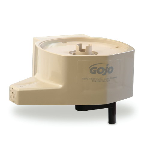 GoJo Flat-Top Gal Dispensers SKU#GOJ1275-01, GoJo Flat-Top Gallon Dispenser SKU#GOJ1275-01