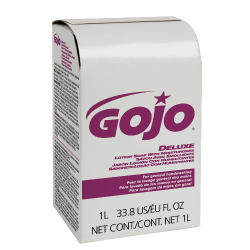 GoJo Deluxe Lotion Soap w Moisturizer SKU#GOJ2117-08, GoJo Deluxe Lotion Soap with Moisturizers SKU#GOJ2117-08