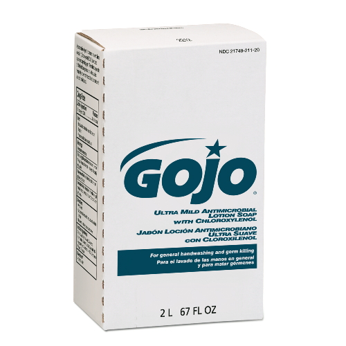 GoJo Ultra Mild Antimicrobial Lotion Soaps SKU#GOJ2212-04, GoJo Ultra Mild Antimicrobial Lotion Soap SKU#GOJ2212-04
