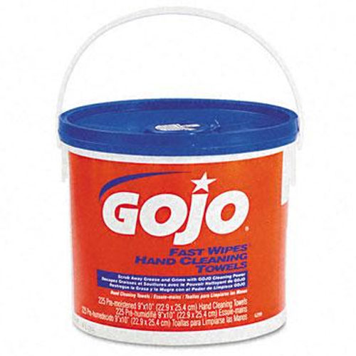 GoJo FAST WIPES Hand Cleaning Towel SKU#GOJ6299-02, GoJo FAST WIPES Hand Cleaning Towels SKU#GOJ6299-02